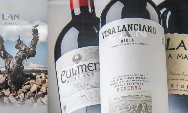 Los vinos de Bodegas LAN