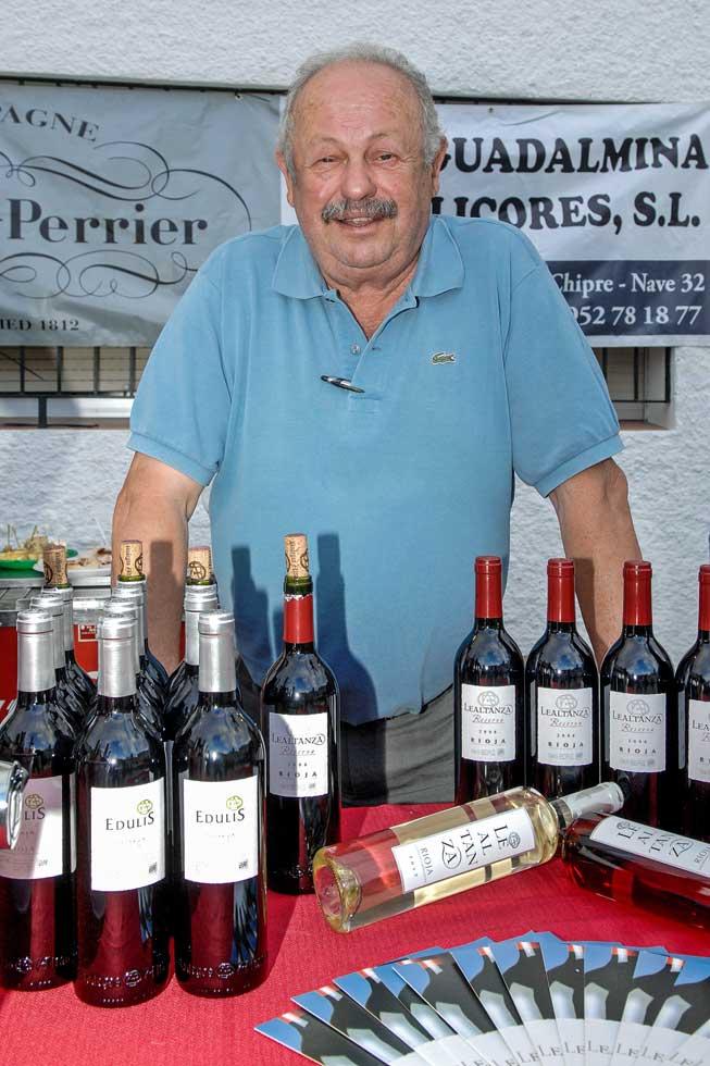 Paco Bandera en VinOjen 2014